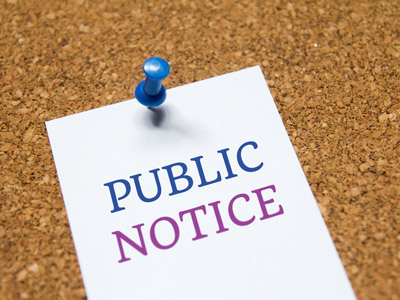 Public Notice: FFY 2020–2025 Five Year Consolidated Plan