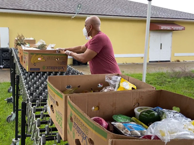 Osceola County Fights Food Insecurity, Increases Available Grant Dollars