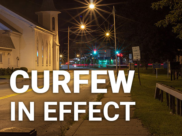 Osceola County Declares Curfew Starting at 11 p.m.