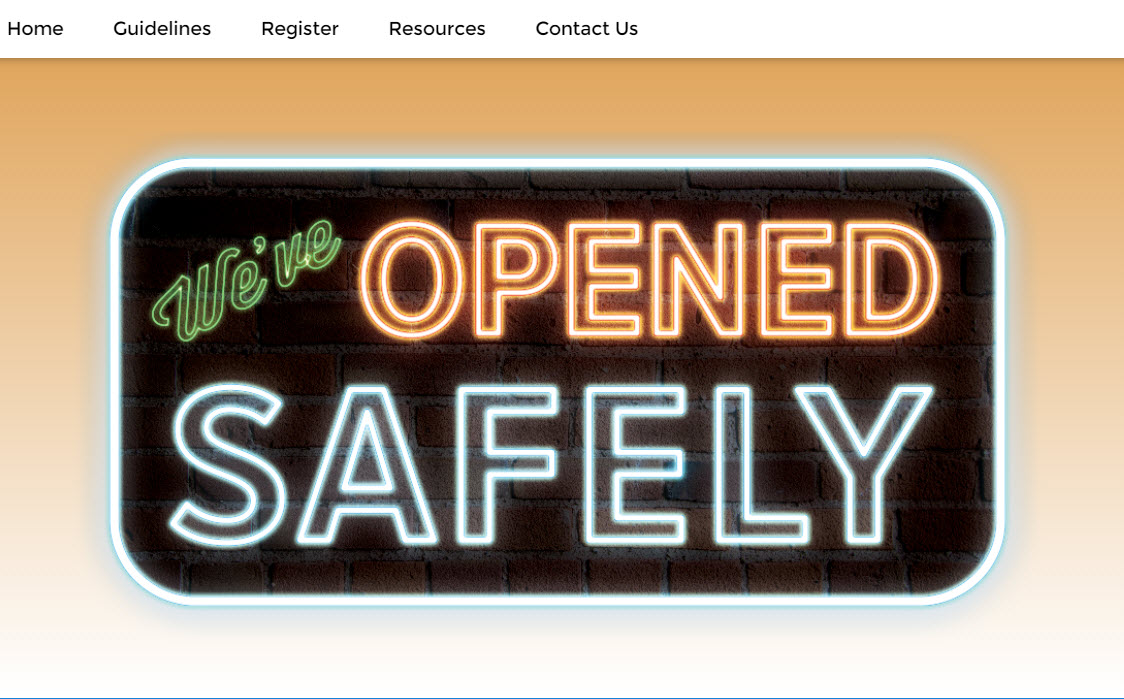 We've Opened Safely Campaign' Launches Countywide