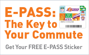 E-PASS: The Key to Your Commute