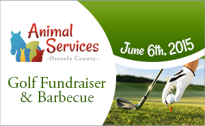 Animal Services Golf Fundraiser