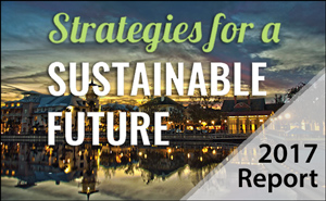 Strategies for a Sustainable Future - 2017 Report