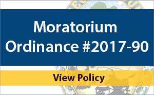 Moratorium Ordinance #2017-90