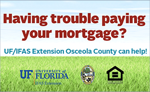 UF/IFAS Extension Osceola County can help!