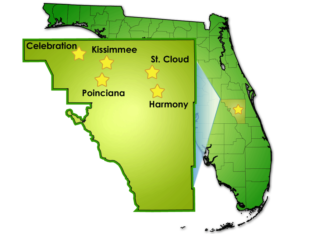 General Information Concerning Osceola County