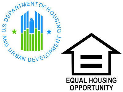 HUD Equal Housing Combined Logos