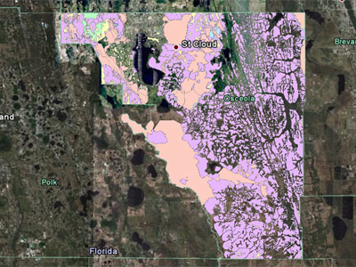 Flood Hazard Maps Online - Florida flood plain map