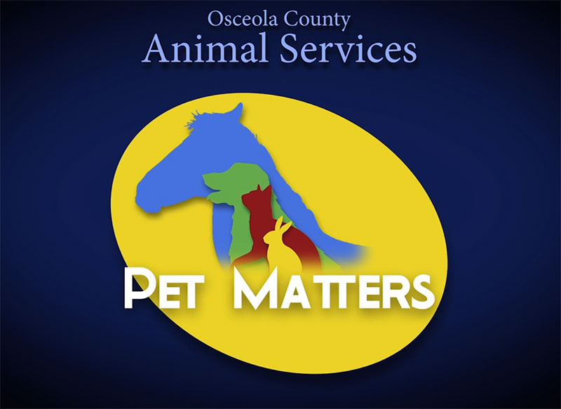 Pet Matters - Animal Services Thanks Osceola Community