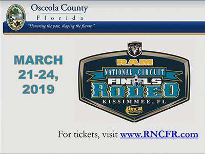 Osceola News Brief - Cattle Drive 2019