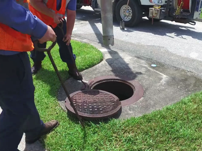 Osceola County PSA - Only Rain Down the Drain