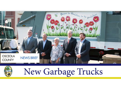 News Brief - New Garbage Truck Unveiling