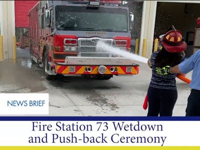 Osceola News Brief - Push-Back for Station 73