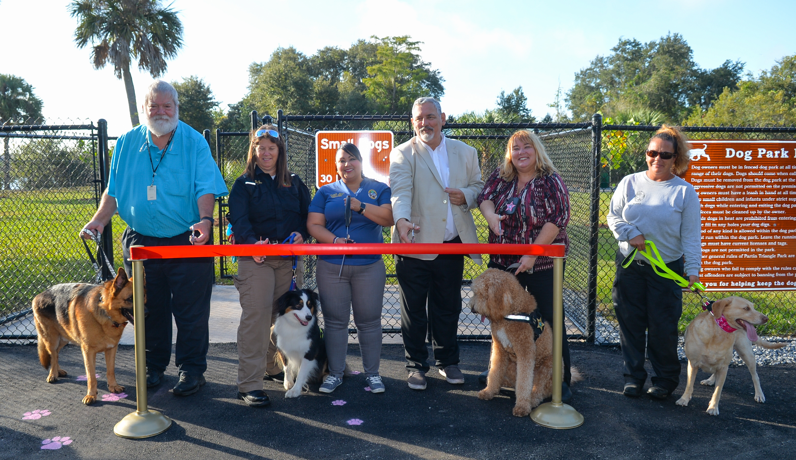 Osceola County News Brief - Buenaventura Lakes new Dog Park
