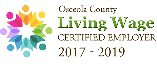 Osceola County Living Wage Certified Employers