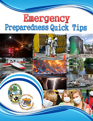 EM Preparedness Quick Tips Booklets