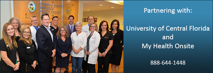 Osceola County Employee Health Center Staff