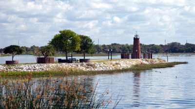 Lake Toho Lighthouse