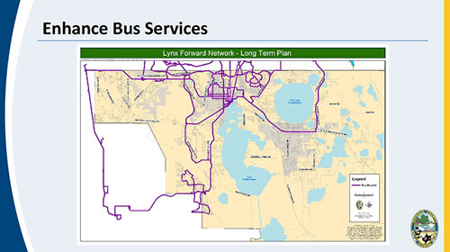 Enhance Bus Services
