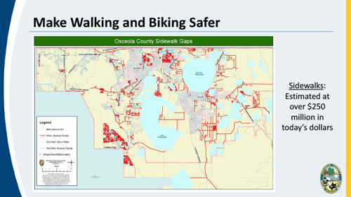 Make Walking and Biking Safer