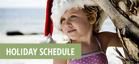 Osceola Holiday Schedule
